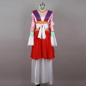 彩雲国物語 紅秀麗(こうしゅうれい) コスプレ衣装