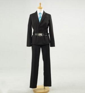 アルカナ ファミリア ノヴァ/Nova 黒風 スーツ コスプレ衣装