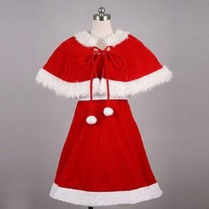 オリジナル サンタドレス 赤ver コスプレ衣装