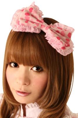 Cream doll ハートタフィカチューシャコスプレ衣装 コスチューム