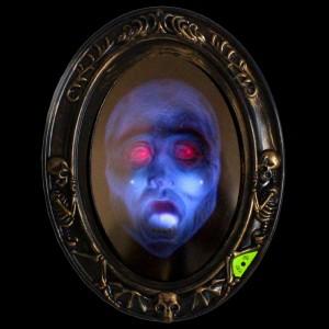 ハロウィン恐ろしい道具 ハロウィン 装飾 仮面舞踏会用品 魔法鏡