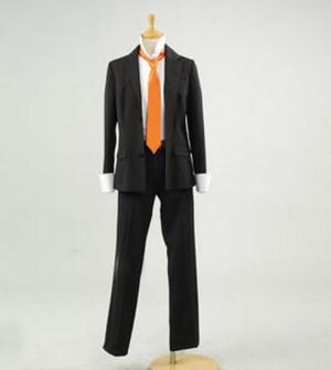 アルカナ ファミリア リベルタ/Liberta 黒風 スーツ コスプレ衣装