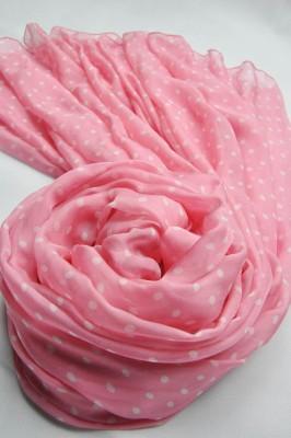 新作入荷 ピンクドット レディース スカーフ ファッション