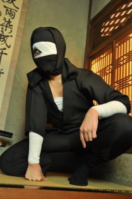 忍たま乱太郎 忍術学園 (先生)雑渡昆奈門(ざっとこんなもん) コスプレ衣装