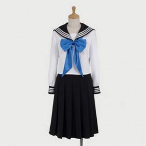 夏のあらし! 上賀茂潤(かみがもじゅん) 女子制服 コスプレ衣装