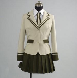 ZETMAN 天城小葉(あまぎ このは) 女子制服 コスプレ衣装