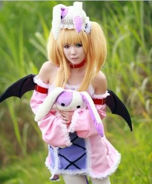 僕は友達が少ない 羽瀬川小鳩(はせがわ こばと)ピンク洋服 コスプレ衣装