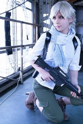 コスプレ衣装 バイオハザード6(Resident Evil 6) Sherry Birkin (シェリー・バーキン) コスチューム