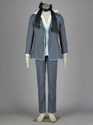 雑音ミク版 カイトの服装 コスプレ 6セット衣装