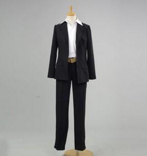 アルカナ ファミリア パーチェ/Pace 黒風 スーツ コスプレ衣装