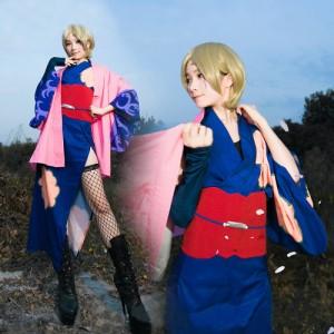 銀魂 劇場版 完結篇 月詠(つくよ)  チャイナ服 コスプレ衣装