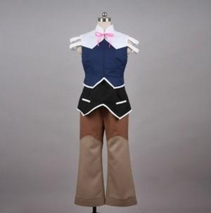 聖剣の刀鍛冶 パティ ボルドウィン (Patty Baldwin) 都市公務員 コスプレ衣装