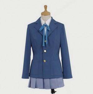 けいおん!川上(かわかみ) 女子制服 コスプレ衣装