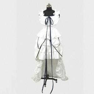 ちょびっツ ちぃ ホワイトドレス コスプレ衣装
