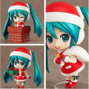 VOCALOID 初音ミク フィギュア クリスマスプレゼント