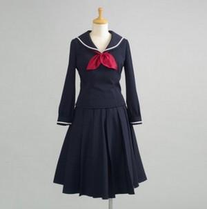 黄昏乙女×アムネジア 庚夕子(かのえ ゆうこ) 女子制服 コスプレ衣装