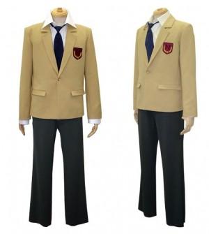 家庭教師ヒットマンREBORN!並盛中学校男子制服