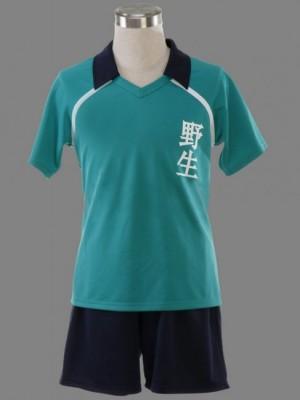 野生中学 サッカーの服装 イナズマイレブン コスプレ衣装