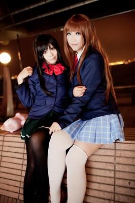 アクセル・ワールド 倉嶋千百合(クラシマ・チユリ) 梅郷中学校女性制服 コスプレ衣装