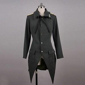 ストライクウィッチーズ ゲルトルート バルクホルン(Gertrud Barkhorn)ジャケット コスプレ衣装