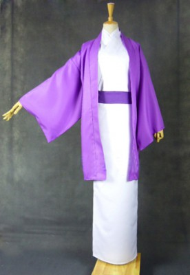 神様はじめました—神使巴衛 和服 コスプレ衣装