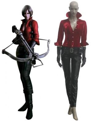 『バイオハザード6』 エイダ・ウォン コスプレ衣装