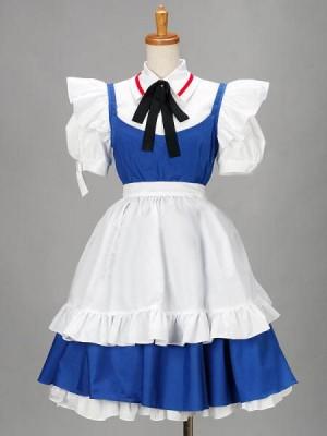 東方Project 紅魔館のメイド長 十六夜咲夜 コスプレ衣装