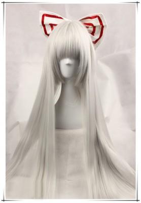 東方Project-藤原妹紅(ふじわら の もこう) コスプレウィッグ ロング