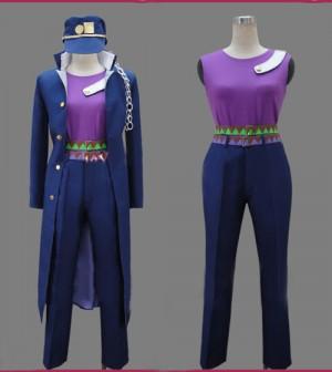 ジョジョの奇妙な冒険 空条承太郎(くうじょうじょうたろう) コスプレ衣装