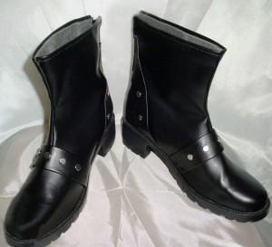 遊戯王 武藤遊戯(むとう ゆうぎ) コスプレ靴ブーツ
