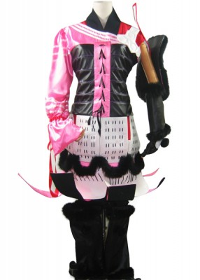 戦国BASARA(戦国バサラ) お市(おいち) コスプレ衣装