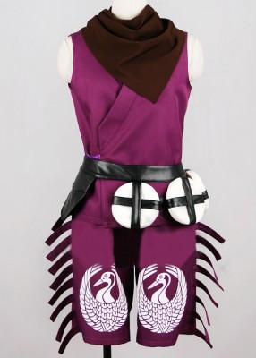 戦国BASARA3(戦国バサラ3) 森蘭丸(もり らんまる) コスプレ衣装