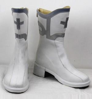 ソードアート・オンライン-アスナ(Asuna) コスプレ靴ブーツ