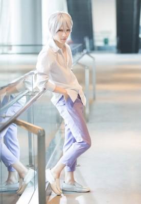 PSYCHO-PASS サイコパス 槙島聖護(まきしま しょうご) コスプレ衣装