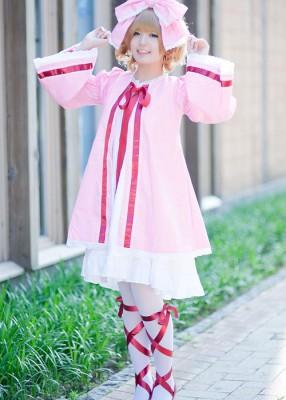 ローゼンメイデン(Rozen Maiden) 雛苺(ひないちご/Kleine Beere) コスプレ衣装