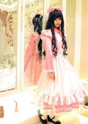 カードキャプターさくら 大道寺知世(だいどうじ ともよ)風 コスプレ衣装