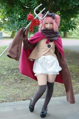 魔法少女まどか☆マギカ お菓子の魔女 / シャルロッテ 擬人服 コスプレ衣装