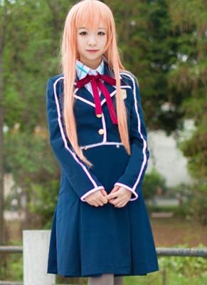 ソードアート・オンライン アスナ(Asuna) 制服 コスプレ衣装