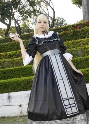 GOSICK -ゴシック- ヴィクトリカ アニメドレス コスプレ衣装
