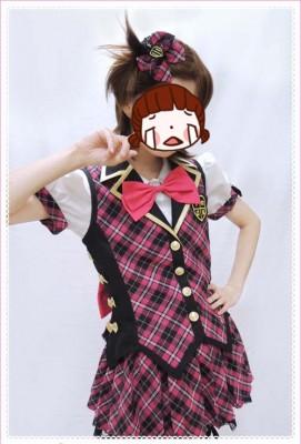 アイドルマスター2 アイドル@スクール風 コスプレ衣装