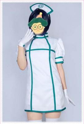 アイドルマスター2 デラックスマルチクロス3 ナース服 コスプレ衣装