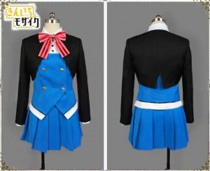 きんいろモザイク(kin-iro mosaic) 大宮 忍(おおみや しのぶ) 制服 コスプレ衣装