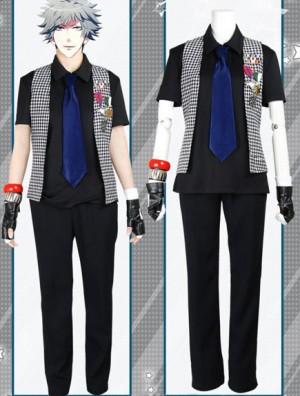 うたの☆プリンスさまっ 黒崎蘭丸 コスプレ衣装