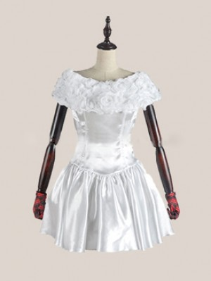 うたの☆プリンスさまっ (うたプリ)七海春歌 2000%風 メインビジュアル白ドレス