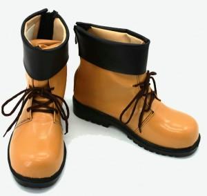 私がモテないのはどう考えてもお前らが悪い! 黒木智子 コスプレ靴