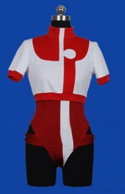 Gunbuster レオタード 赤いコスプレ衣装
