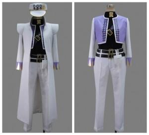 ジョジョの奇妙な冒険 空条 承太郎 新品 コスプレ衣装