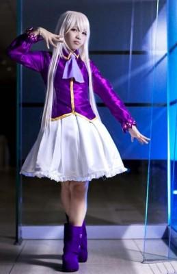 Fate/stay night フェイト/ステイナイト  イリヤスフィール・フォン・アインツベルン  コスプレ衣装