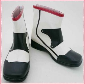 コスプレ靴ブーツ 交響詩篇エウレカセブン レントン・サーストン(Renton Thurston) コスプレ靴