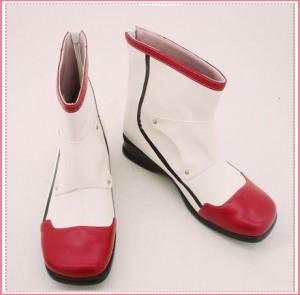 交響詩篇エウレカセブン レントン・サーストン(Renton Thurston) コスプレ靴 白赤